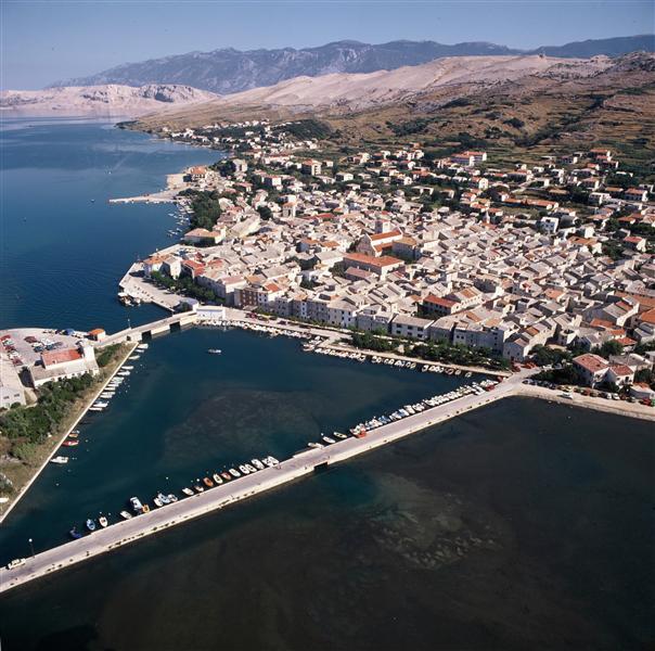 Pag Croatia Travel Croatia Appartments And Villas Croatia Private Accomodation