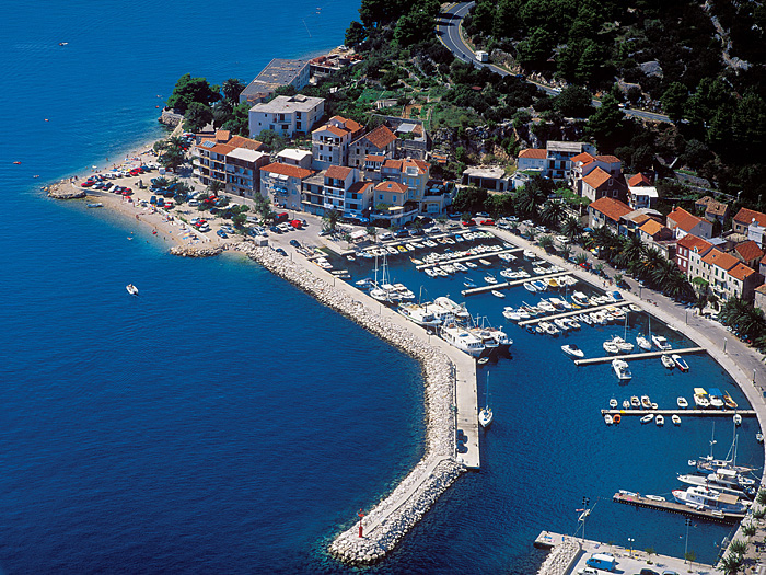 Podgora Croatia Travel Croatia Appartments and Villas Croatia private acodation